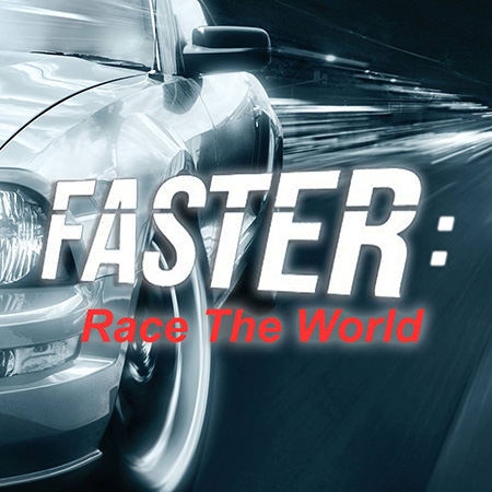 Faster: Race The World (TV show) - Various songs placed
