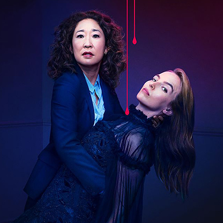 Killing Eve Series 2 (TV show) - Kids in America by Kim Wilde