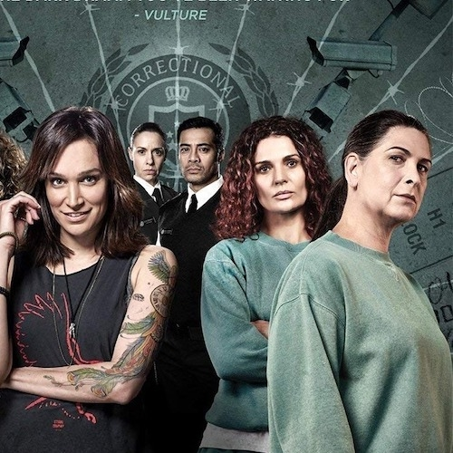 Wentworth S8 (TV) - various songs placed